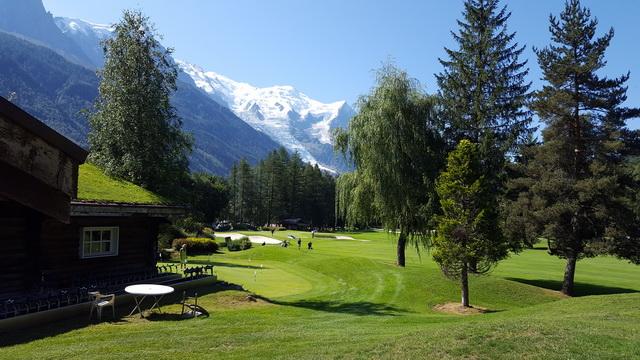 golf de Chamonix