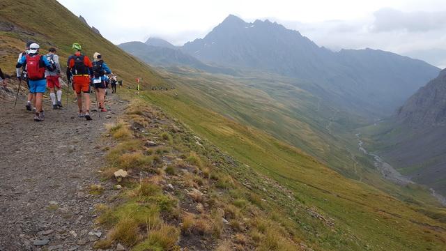 Puis descente de 8km vers Alpetta