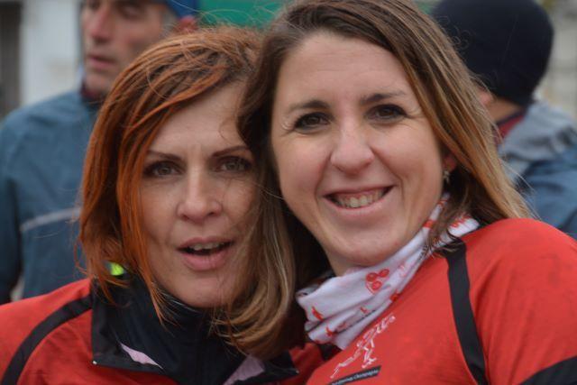 Sandrine et Anne-Cécile