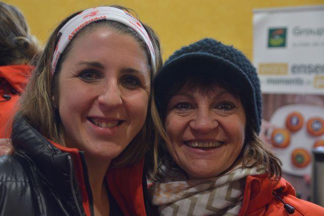 Anne-Cécile et Nathalie